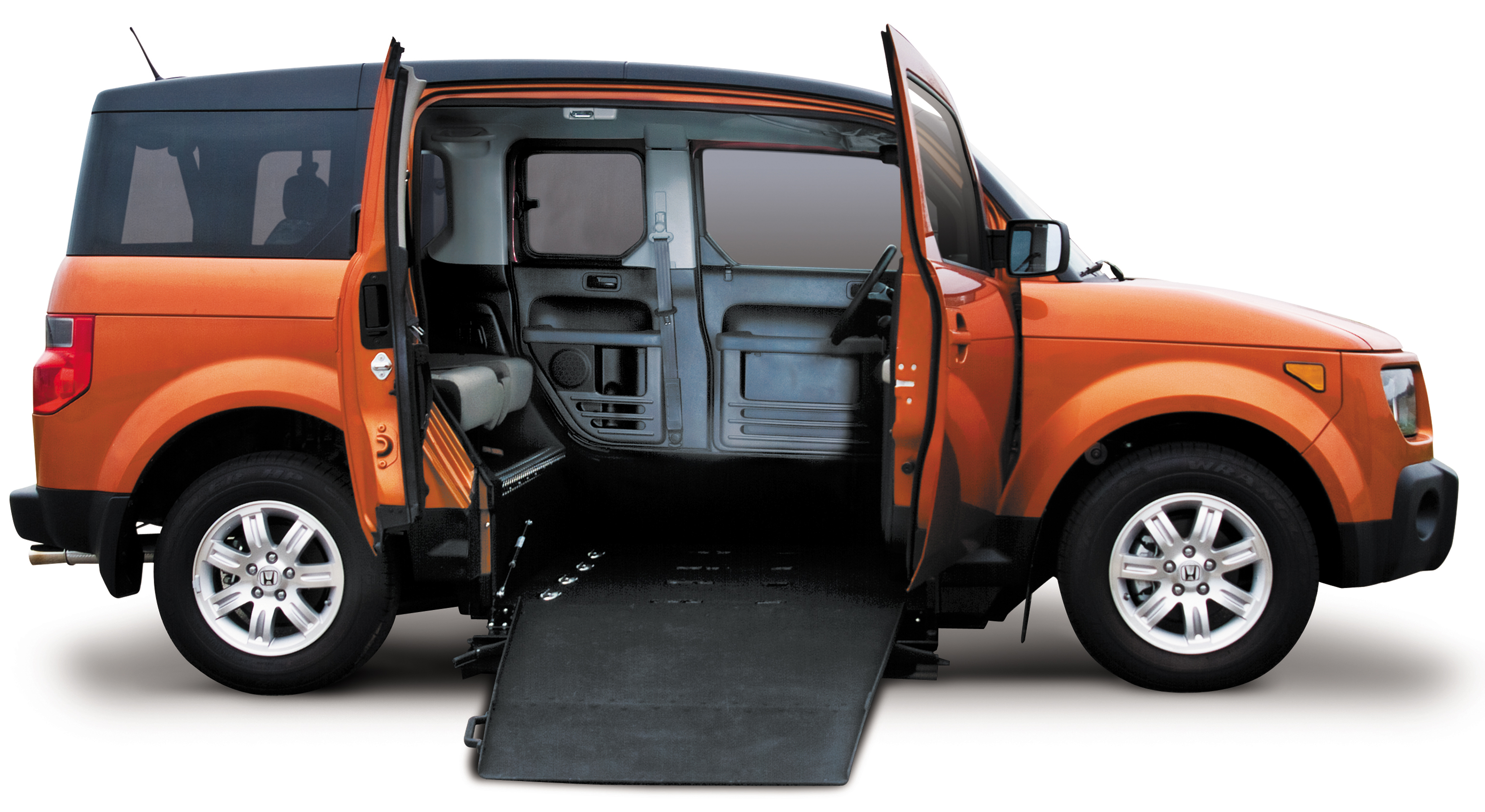 Honda Element Conversion Wheelchair